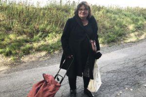 Bild på Birgitta matkasseprenumerant