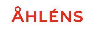 Bild på Åhléns logotype