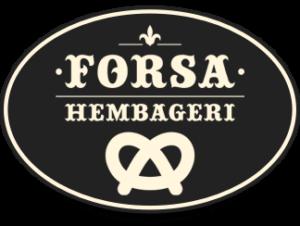 Bild på Forsa hembageris logotype