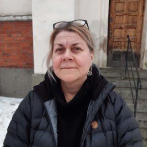 bild på Carola Matilainen