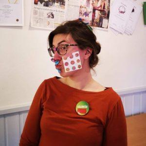 Bild på Ida volontär